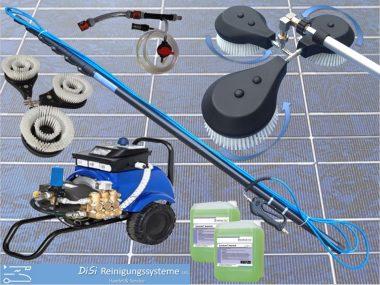 Solar-PV-Photovoltaic-Cleaning-triple-Washbrush-rotating-Telescopic-Lance-Pressure-Washer