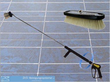 Photovoltaic-Cleaning-Lance-Wash-Brush