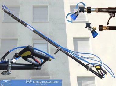 Facade-Cleaning-Equipment-Telescopic-Lance