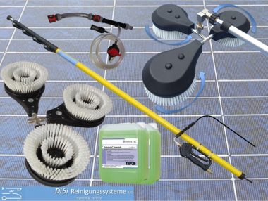 Photovoltaic-Cleaning-Set