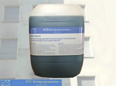 Facade-Cleaning-Agent-DiSi-FRM-U