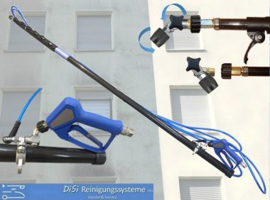 Facade-Cleaning-Equipment-Telescopic-Chemical-Lance