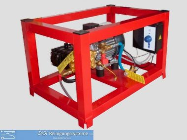 Cold-Water-High-Pressure-Washer-Cage