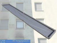 Facade-Cleaning-Equipment-Wastewater-Tarpaulin-gutter