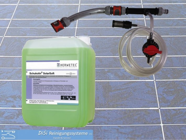 Photovoltaic-Cleaning-Agent-Injector