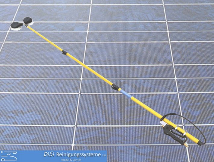 Photovoltaic-Cleaning-High-Pressure-Teleskopic-Lance