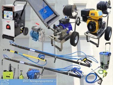 Facade Cleaning Equipment