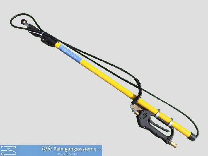 Photovoltaic-Cleaning-High-Pressure-Washer-Telescopic-Lance