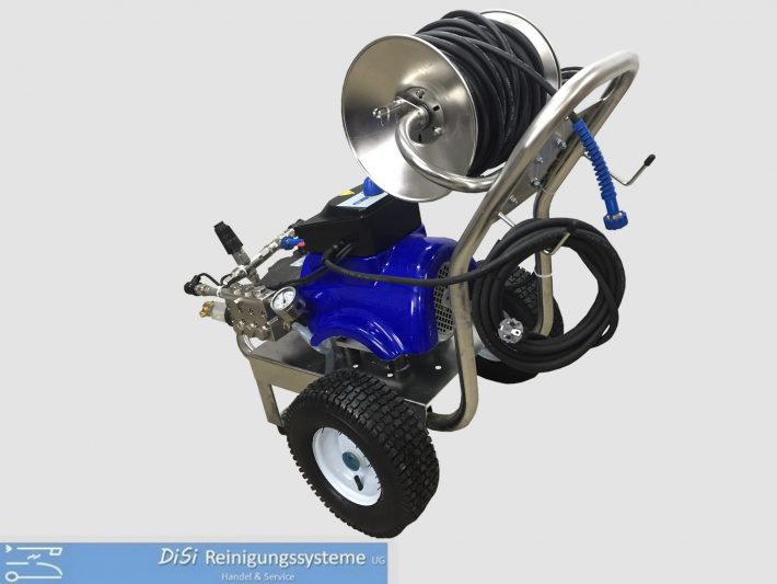 Facade-Cleaning-Equipment-Chemical-Pressure-Pump-Washer