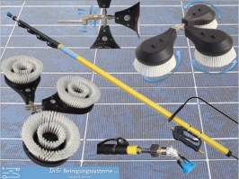 Photovoltaic Cleaning Kits